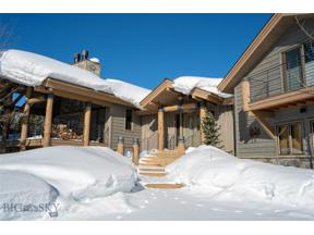 Property for sale at 24 White Otter, Big Sky,  Montana 59716