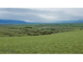 Property for sale at TBD Jumping Fish Trail, Manhattan,  Montana 59741