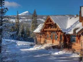 Property for sale at 220 Wildridge Fork, Big Sky,  Montana 59716
