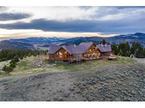 Property for sale at 201 Elk Ridge Road, Livingston,  Montana 59047