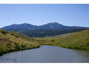 Property for sale at NHN Swingley Rd, Livingston,  Montana 59047