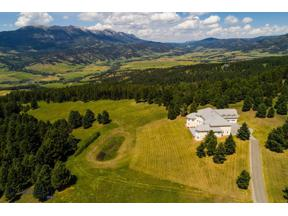 Property for sale at 1859 Bridger Woods Drive, Bozeman,  Montana 59715