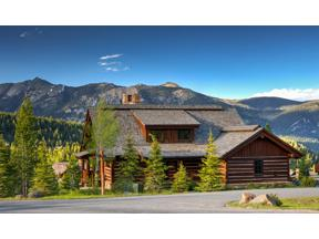 Property for sale at 17 Nighthawk Fork 14, Big Sky,  Montana 59716