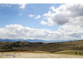 Property for sale at LOT 184 TBD Rockhaven Rd, Manhattan,  Montana 59741