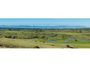 Property for sale at TBD Jumping Fish Trail Road, Manhattan,  Montana 59741