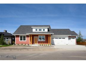 Property for sale at 4103 Sunstone Drive, Bozeman,  Montana 59718