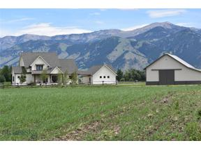 Property for sale at 155 S Two Waters Way, Belgrade,  Montana 59714