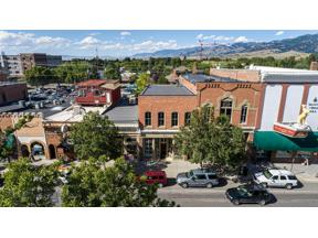 Property for sale at 127 & 129 E Main Street, Bozeman,  Montana 59715