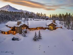Property for sale at 406 Andesite Ridge Road, Big Sky,  Montana 59716