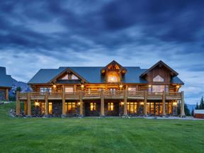 Property for sale at 1320 Old Toby Road, Big Sky,  Montana 59716