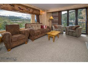 Property for sale at 40 Big Sky Resort Road, 1923, Big Sky,  Montana 59716