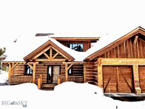 Property for sale at 127 Tanager Fork, Big Sky,  Montana 59716