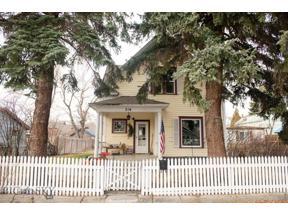 Property for sale at 216 S I Street, Livingston,  Montana 59047