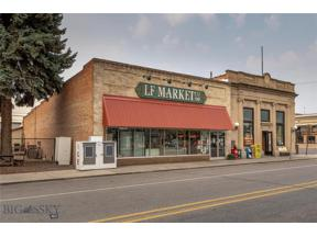 Property for sale at 106 E Main Street, Manhattan,  Montana 59741