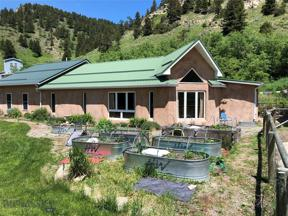 Property for sale at 3 Back Down Road, Livingston,  Montana 59047