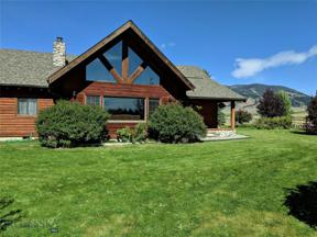 Property for sale at 373 Brown Pony, Belgrade,  Montana 59714