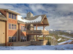 Property for sale at 3 Deep Forest, Big Sky,  Montana 59716