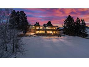 Property for sale at 4190 Sourdough Road, Bozeman,  Montana 59715