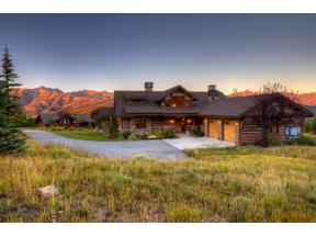 Property for sale at 7 Half Hitch, Big Sky,  Montana 59716