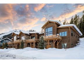 Property for sale at 4A Lodgeside Way, Big Sky,  Montana 59716