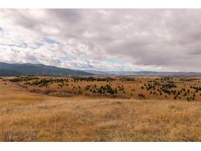 Property for sale at TBD Hawthorn Lane, Bozeman,  Montana 59715