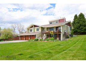 Property for sale at 1 Annette Park Drive, Bozeman,  Montana 59715