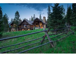 Property for sale at 64 Lodgepole Lane, Big Sky,  Montana 59718