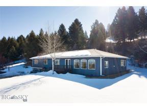 Property for sale at 7216 Lorelei Drive, Bozeman,  Montana 59715