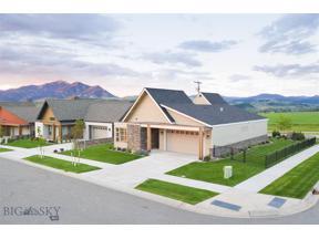 Property for sale at 1386 Post Drive, Bozeman,  Montana 59715