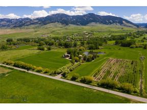 Property for sale at 960 Manley Road, Bozeman,  Montana 59715