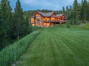 Property for sale at 330 Huckleberry Lane, Big Sky,  Montana 59716