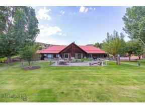Property for sale at 310 Convict Grade Road, Livingston,  Montana 59047