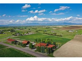 Property for sale at 21515 Norris Road, Manhattan,  Montana 59741