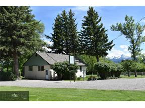 Property for sale at 45 Meigs Road, Livingston,  Montana 59047