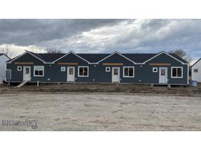 Property for sale at 403 Brookline, Livingston,  Montana 59047