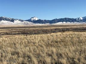 Property for sale at Lot 31 Diamondback Road, Ennis,  Montana 59729