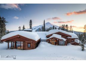 Property for sale at 134 Ulery's Lakes Road, Big Sky,  Montana 59716