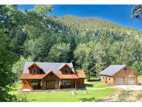 Property for sale at 171 Suce Creek Road, Livingston,  Montana 59047