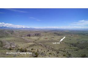 Property for sale at Lot 43 TBD Double D Lane, Manhattan,  Montana 59741