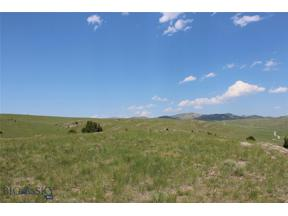 Property for sale at Lot 139 TBD Horse Shoe Gulch Road, Manhattan,  Montana 59741