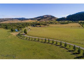 Property for sale at 225 Sunny Meadow Lane, Bozeman,  Montana 59715