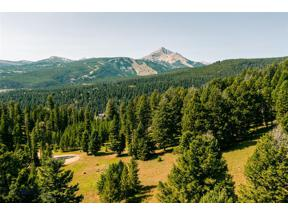 Property for sale at Tract 2B and 1L North Fork Road, Big Sky,  Montana 59716