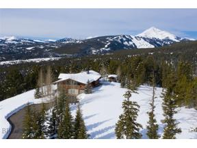 Property for sale at 2100 North Fork Road, Big Sky,  Montana 59716