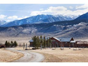 Property for sale at 49 DEXTER PEAK Road, Livingston,  Montana 59047