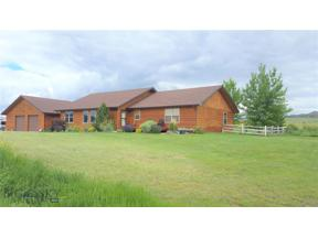 Property for sale at 46 Heather Lane, Livingston,  Montana 59047