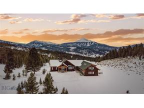 Property for sale at 2626 Michener Creek, Big Sky,  Montana 59716