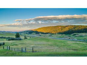 Property for sale at TBDd Lupine Lane, Livingston,  Montana 59047
