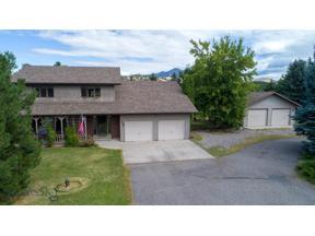 Property for sale at 1339 Bluebird Lane, Bozeman,  Montana 59715