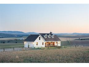 Property for sale at 1234 Theisen Ranch Road, Belgrade,  Montana 59714
