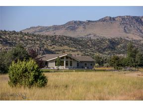 Property for sale at 90 Fox Run, Livingston,  Montana 59047